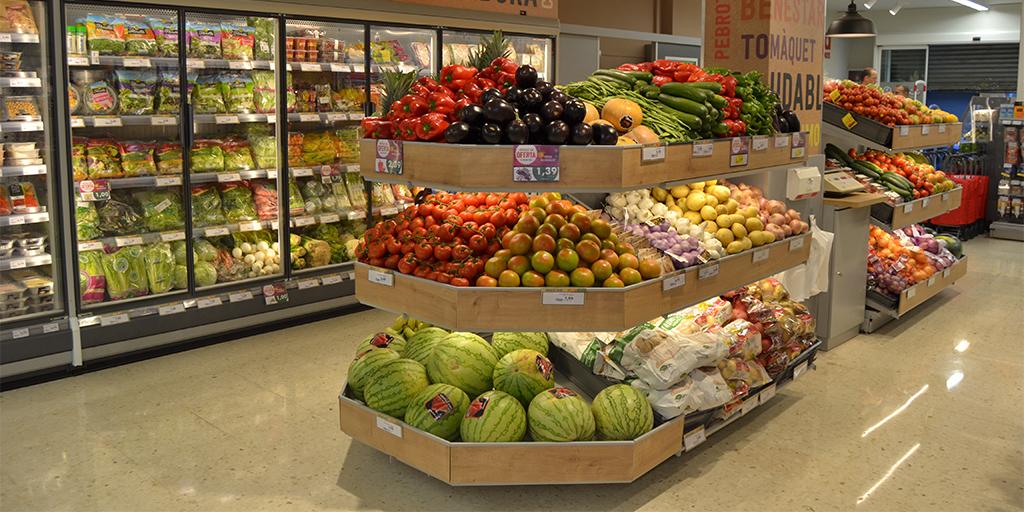 Alimentación saludable. ¿Qué productos se consumen más y en qué regiones?