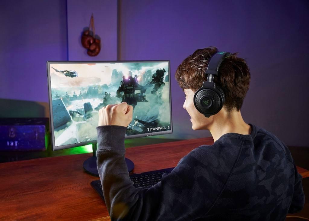 Samsung lanza el primer monitor gaming curvo con tecnología Quantum