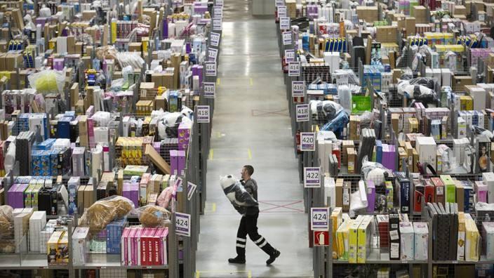 Amazon abre la campaña de Navidad en espera de batir todos los récords