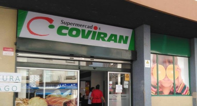 Covirán, suma cinco supermercados en Portugal