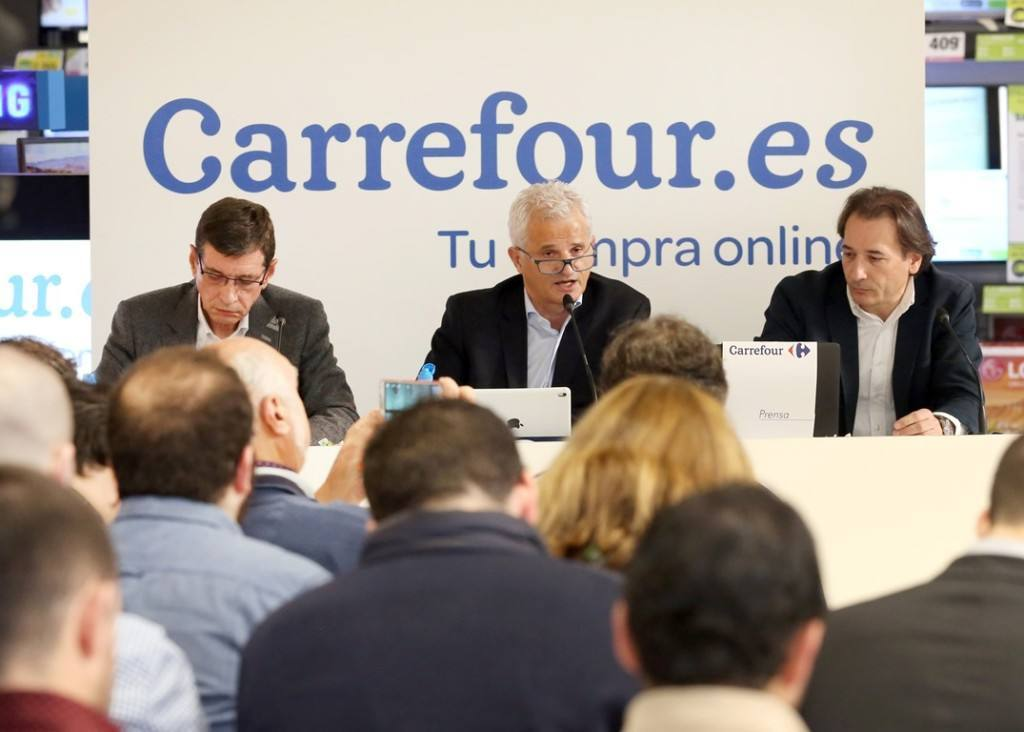 El e-commerce de Carrefour, gana la batalla en frescos