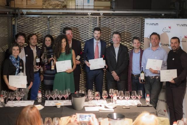 Premios Uvinum, el primer marketplace de venta online de vino