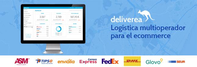 Acuerdo Deliverea con Waadby Data Market para optimizar la gestión ecommerce
