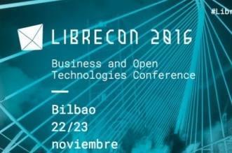 Sipay en el Congreso de Software Libre, LibreCon