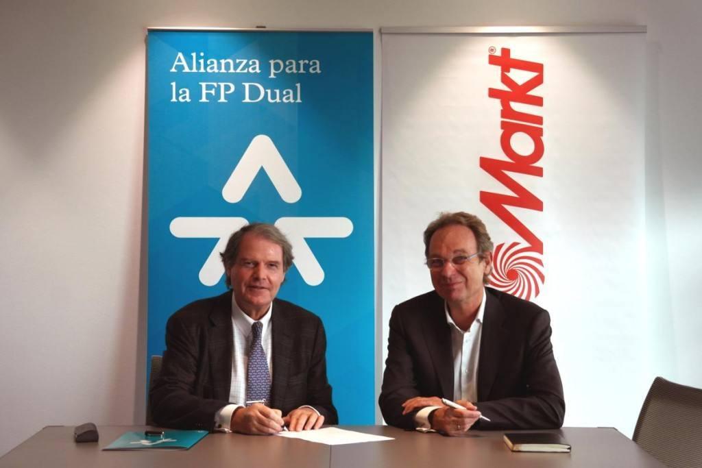 Media Markt,  se adhiere a la Alianza para la Formación Profesional Dual