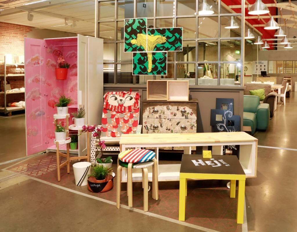 #SalvemosLosMuebles. La apuesta de Ikea por la economía circular