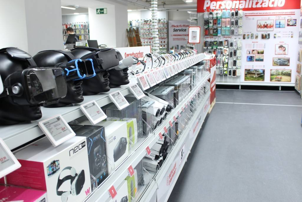 DIGITAL Y URBANA. ASÍ ES MEDIA MARKT-PLAZA DE CATALUÑA