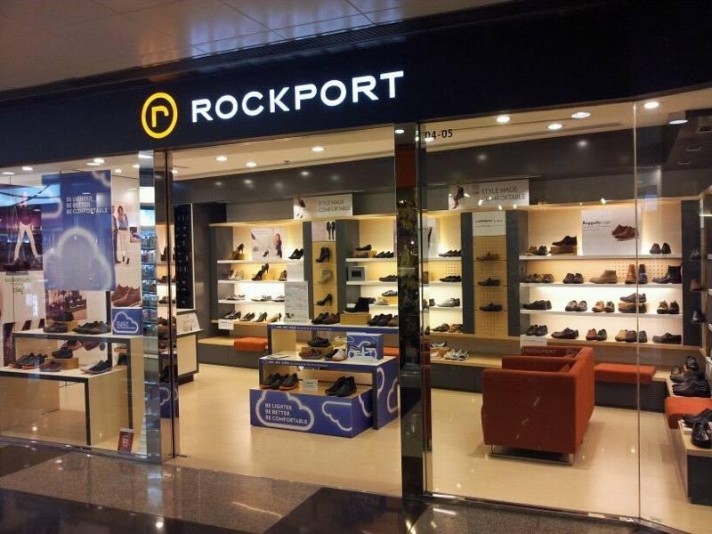 Rockport planea una fuerte expansión en España, con outlets y concept stores