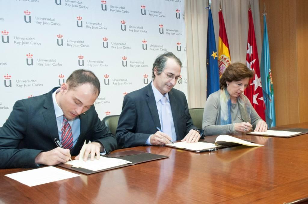 HP y la Universidad Rey Juan Carlos, crean un aula de formación en realidad virtual