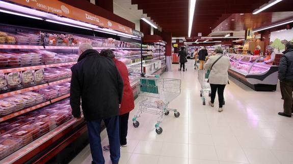 Mercadona, Carrefour y Lidl suman cuota; DIA, Eroski y Auchan retroceden