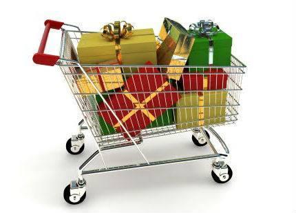 Evolución del gasto en Navidad. Más en comida y tecnología, menos en ropa y ocio