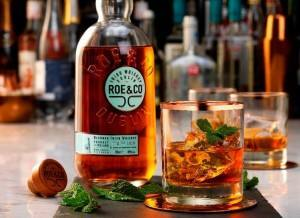 El nuevo whisky irlandés premium Blended Roe&Co de Diageo