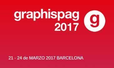 Graphispack 2017, reunirá cerca de 300 marcas de diseño y productos gráficos