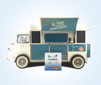 Calidad Pascual inicia su ruta Food Truck DiaBalance