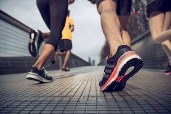 """Adidas y Asics,  seguidas de Nike y Saucony, las marcas preferidas por los """"runners"""""""