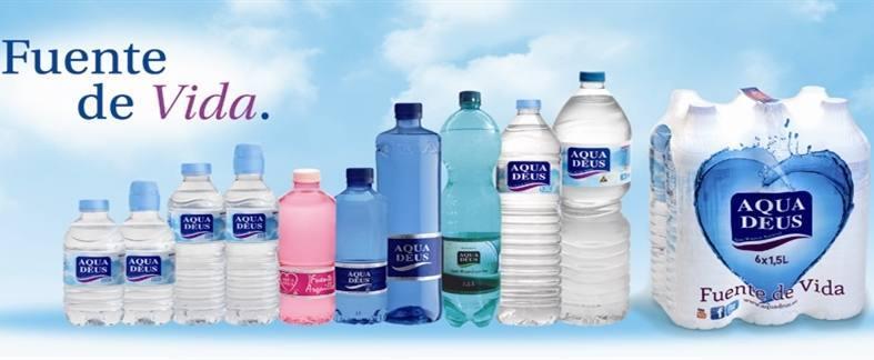 Aquadeus, y su agua Bienestar, solidaria  con las enfermedades raras