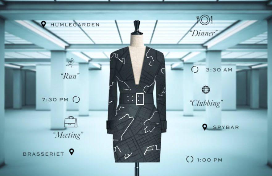 Google y H&M crean Coded Couture, una app  que permite personalizar la ropa