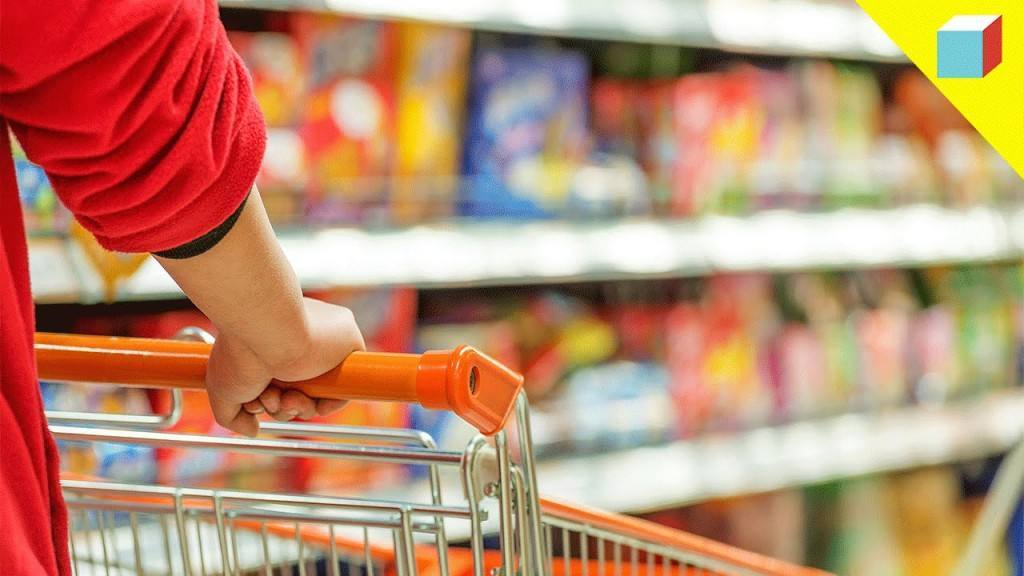 supermercados. gran consumo