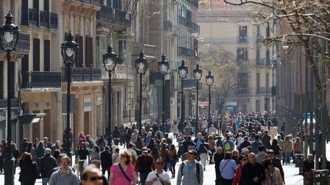 El big data de las calles comerciales. Afluencia y coste por cliente potencial