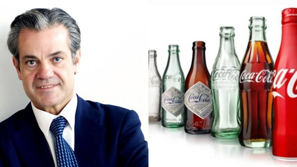 Marcos de Quinto pone fin a 35 años de trabajo en Coca-Cola