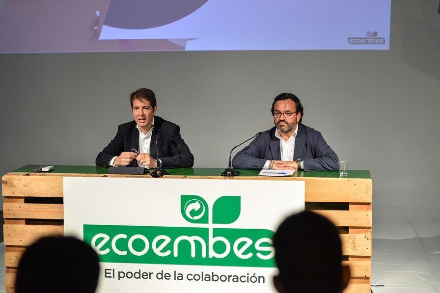 España recicló 1,3 millones de toneladas de envases en 2016
