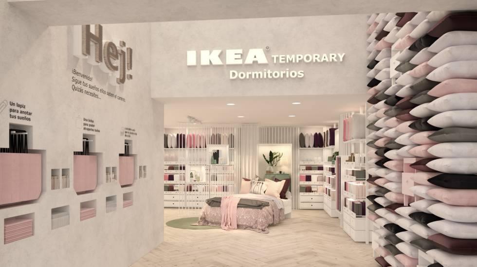 ikea explora nuevos formatos con una tienda escaparate en