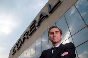 Juan Alonso de Lomas, presidente L'Oréal España
