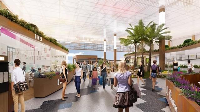 Nuevo Bonaire gastronomía, arquitectura y ocio