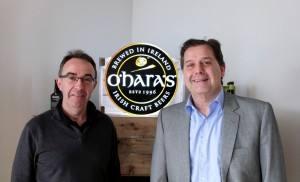 Hijos de Rivera entra en Carlow Brewing, la cervecera irlandesa de O'Hara