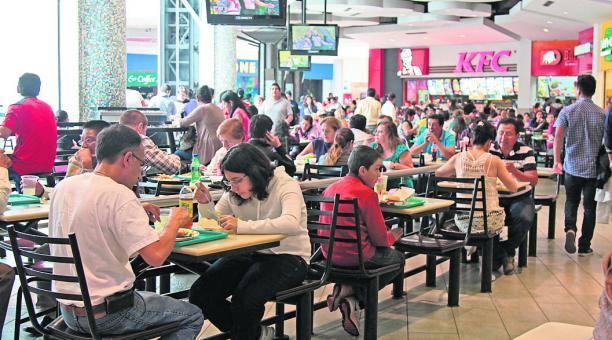 Del retail food, al todo canal. Comer y beber en Centros Comerciales