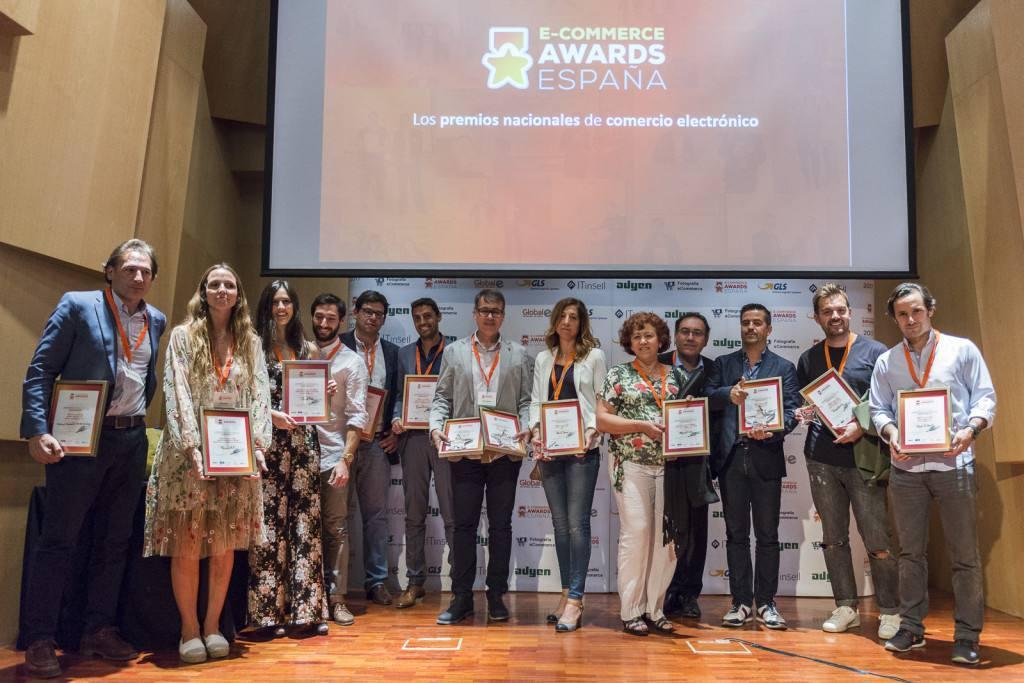 ECOMMERCE AWARDS 2017. CONOCE A LOS PREMIADOS
