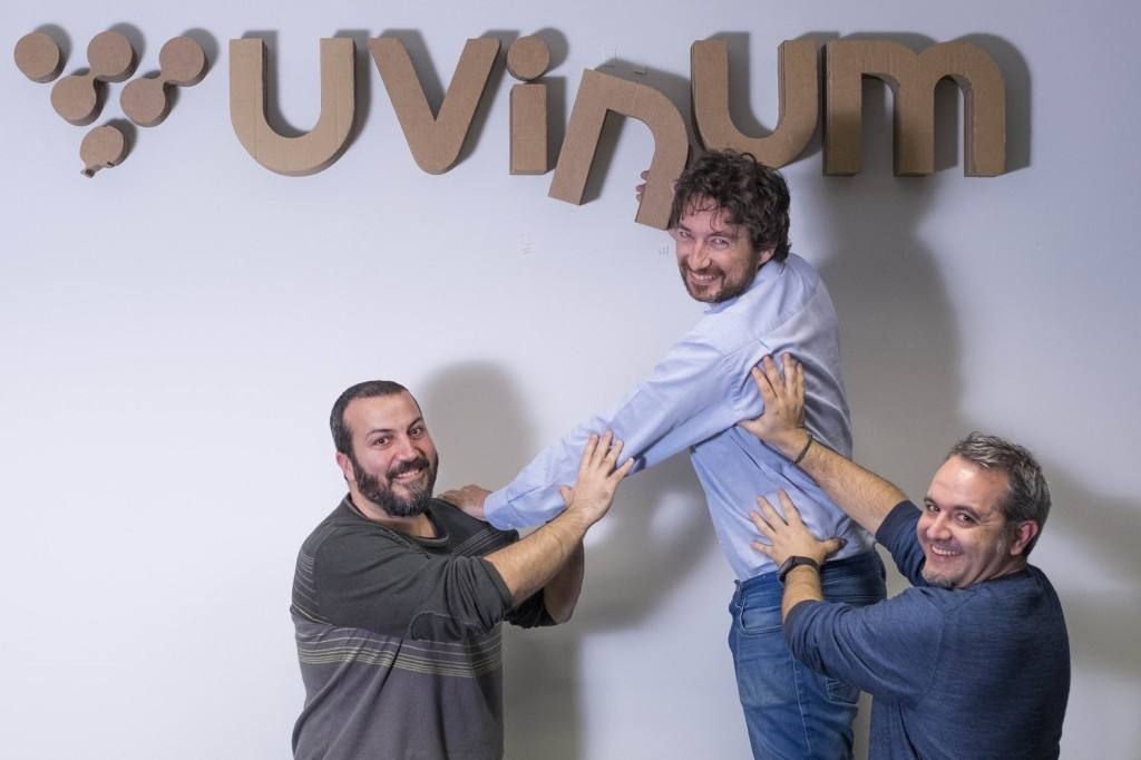 Ecommerce Awards 2017. Nico Bour, CEO de Uvinum, mejor líder digital