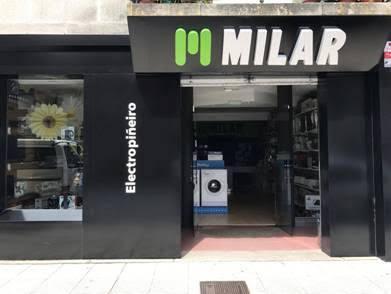 La central de Sinersis en Galicia, abre tienda Milar en Moaña