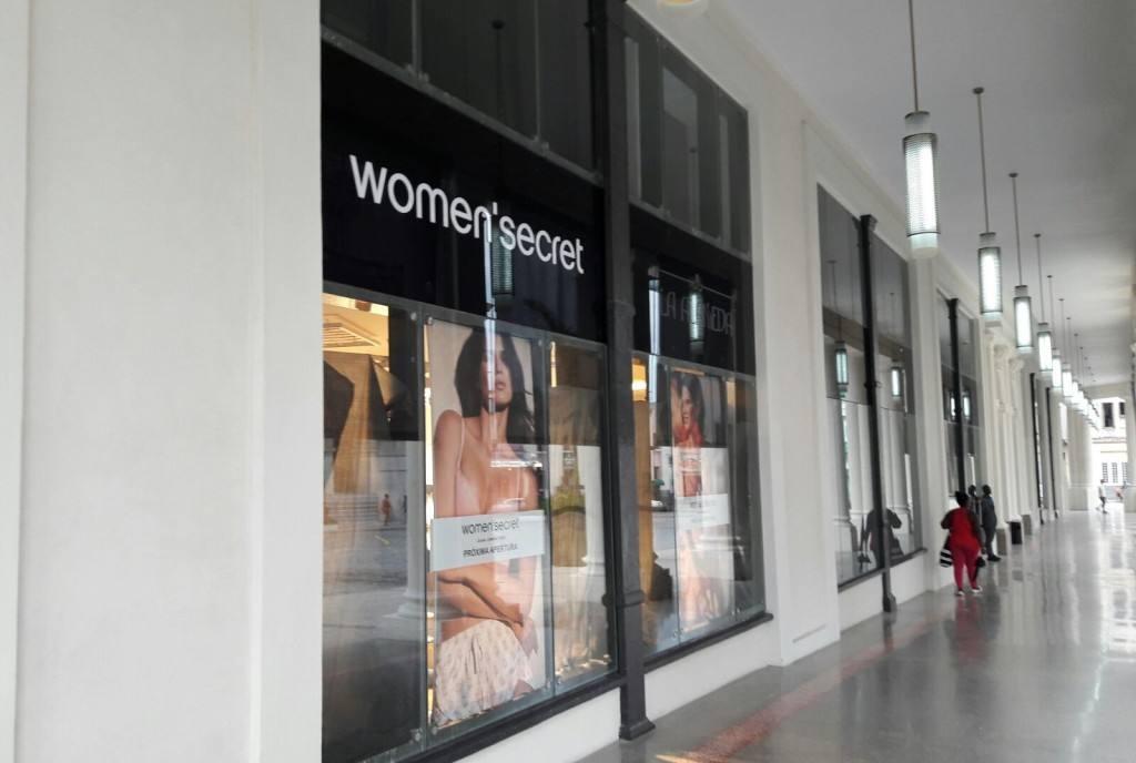Women'secret abre en La Habana, la primera tienda de Grupo Cortefiel en Cuba