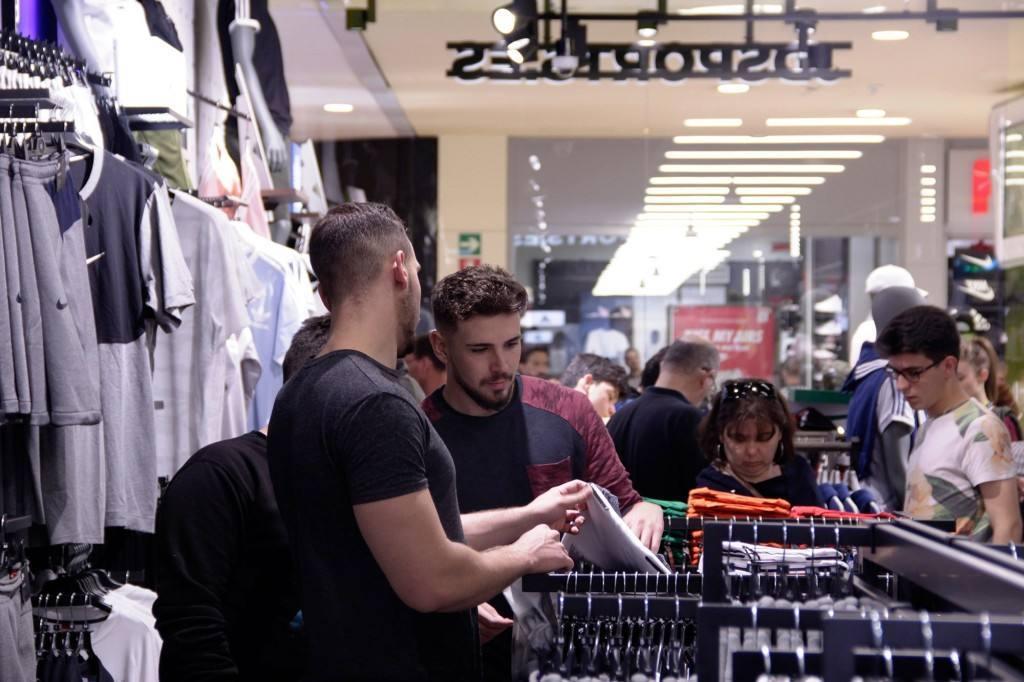 JD Sports abre en Pamplona y alcanza las 30 tiendas en España