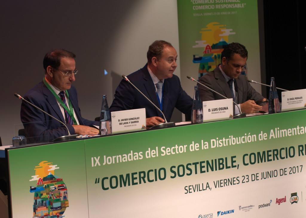 La distribución andaluza impulsa un comercio sostenible