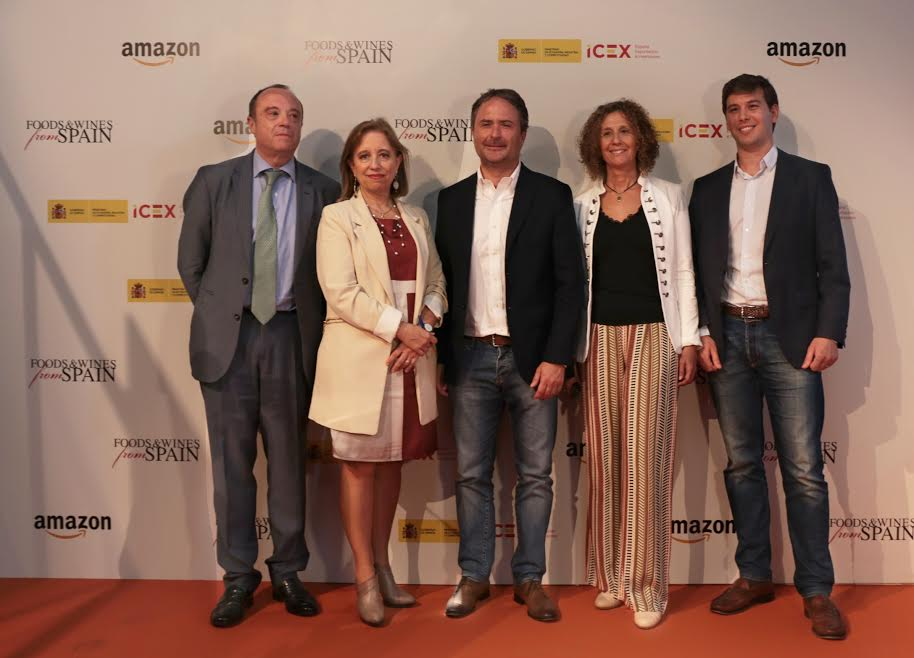 Amazon e Icex lanzan la tienda online Alimentos y Vinos de España