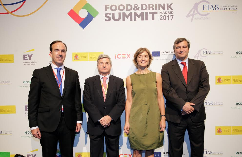 Madrid Food & Drink Summit, aborda los retos de una industria competitiva
