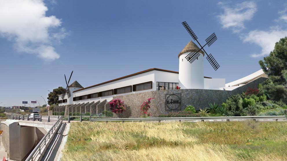 Lidl inaugura Tres Molinos, la tienda referente en España