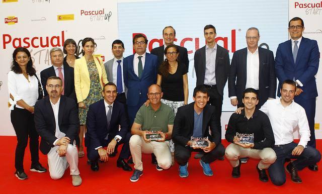 Innovación disruptiva en los Premios Pascual Startup. Los ganadores