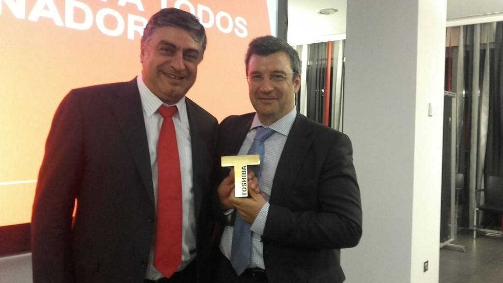 ISV Excellence Award de Toshiba para Codisys
