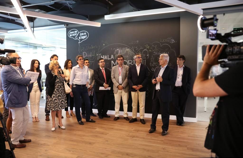 Carrefour abre en Madrid, su primer Centro de Innovación en España