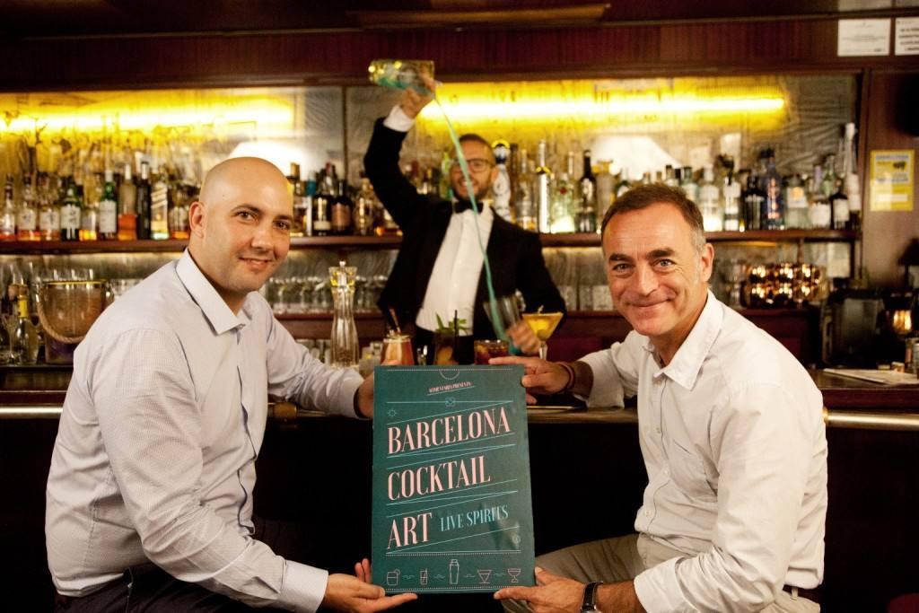 Barcelona Cocktail Art. Nuevo espacio en Alimentaria 2018