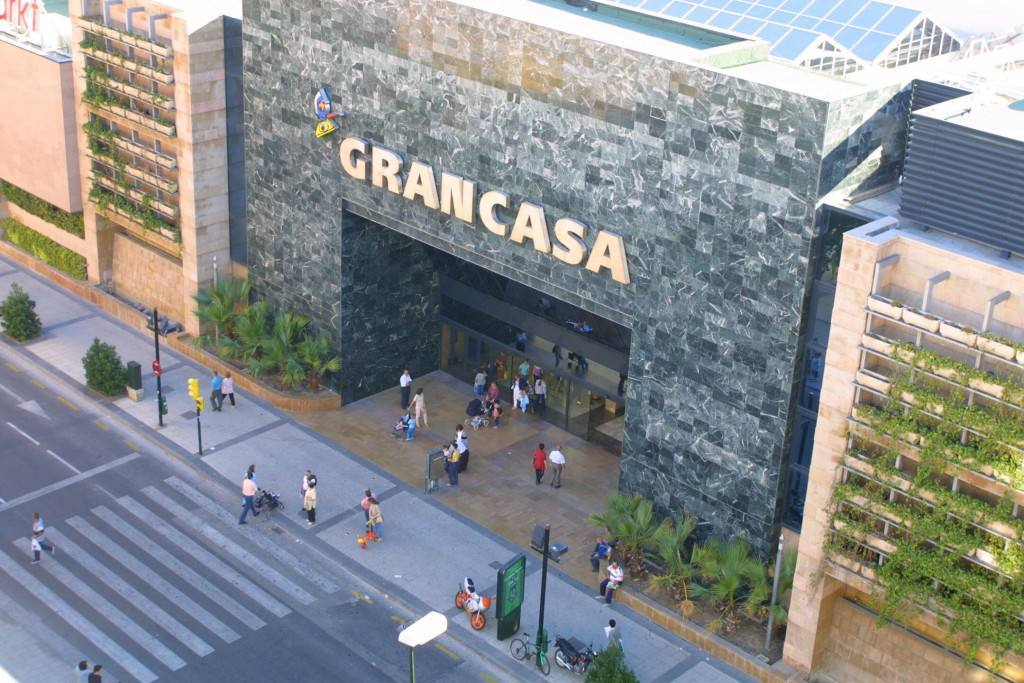 Grancasa de Zaragoza, estrenará zona de ocio y restauración
