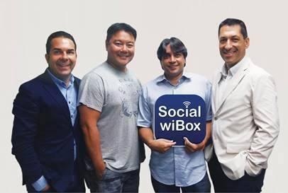 Emprendedores y startups. Socialwibox cierra ronda de inversión
