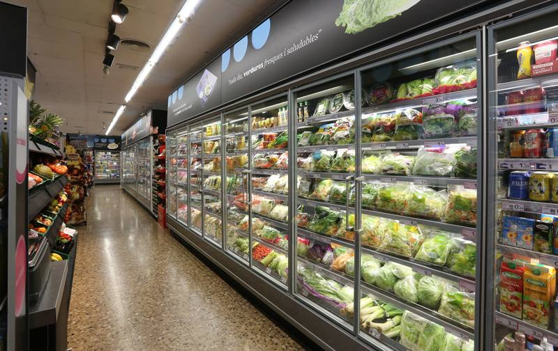 Caprabo, avanza con sus supermercados de nueva generación