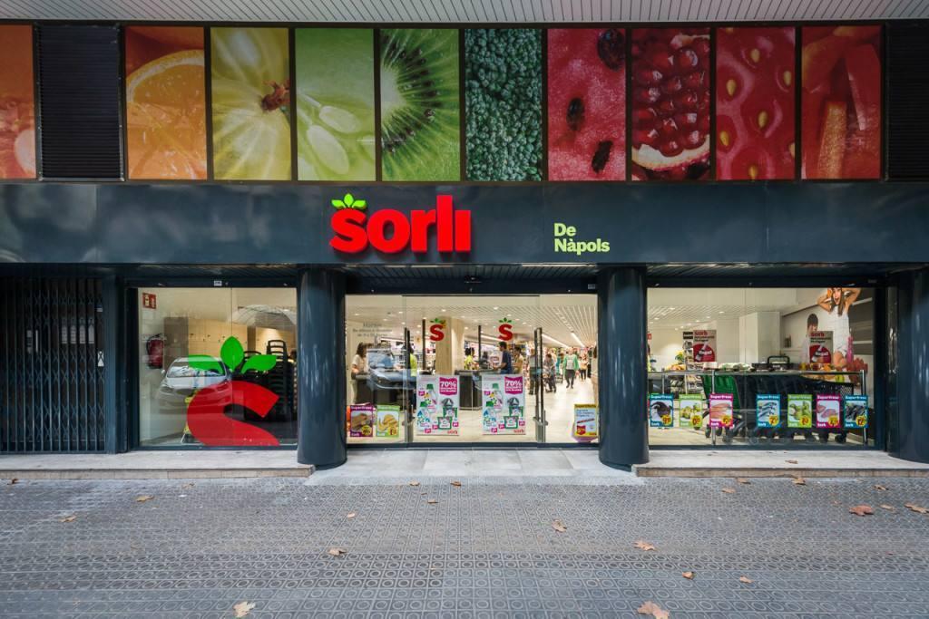 Sorli destina siete mill€,  en la compra de los locales de nueve de sus supermercados