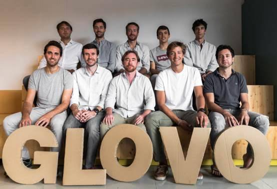 Glovo, doble galardón en los International Business Awards