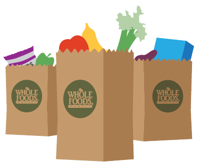 Whole Foods incorpora el servicio de entrega rápida de Amazon Prime Now