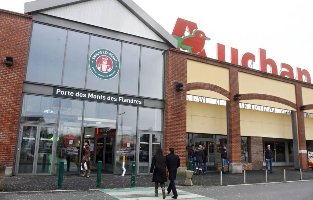 Auchan francia
